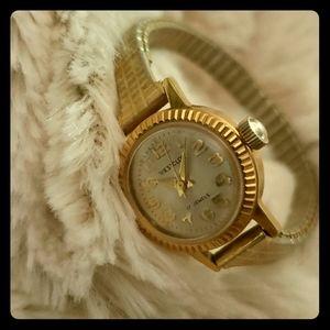 Vintage Lady's Westclox wrist watch with 17 jewels